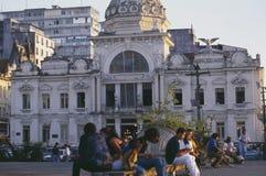 Brasil: A ópera em Salvador de Bahia foto de stock