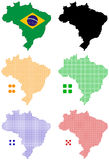 Brasil Fotografia de Stock Royalty Free