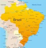 Brasil Imagem de Stock Royalty Free