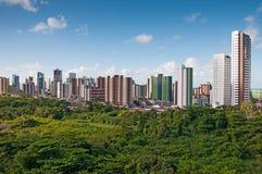 Brasil Cityscape Stock Images
