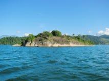 Brasil: Costa Verde de surpresa ( Imagens de Stock Royalty Free