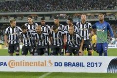Brasil Cup 2017 Stock Photos