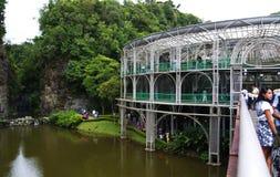 ¡ Brasil de Curitiba Paranà Imagem de Stock Royalty Free