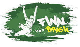Brasil final Stock Photos