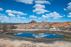 Brasil Landscape Royalty Free Stock Image