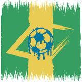 Brasil logo and signs. Brasil signs and logos for T-shirts or web sites Stock Photography