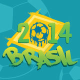 Brasil logo and signs. Brasil signs and logos for T-shirts or web sites Royalty Free Stock Image