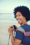 Brasil man portrait Stock Photo