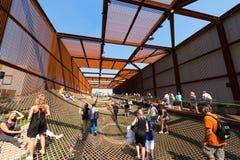 Brasil Pavilion - Expo Milano 2015 Royalty Free Stock Photo