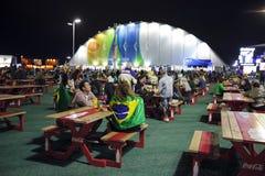 Brasil - Rio De Janeiro - Paralympic game 2016 gift shop. Brasil - Rio De Janeiro - Paralympic game 2016the gift shop stock image