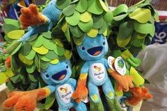 Brasil - Rio De Janeiro - Paralympic game 2016 gift shop. Brasil - Rio De Janeiro - Paralympic game 2016the gift shop stock images