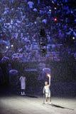 Brasil - Rio De Janeiro - Paralympic game 2016 maracanà opening ceremony. Brasil - Rio De Janeiro - Paralympic game 2016 the maracanà - opening ceremony stock photography