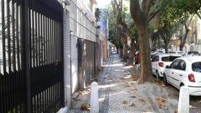 Brasil - Rio de janeiro - rua fotos de stock