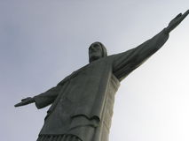 Brasil - Rio's Redentor Royalty Free Stock Photography