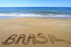 Brasil Royaltyfria Foton