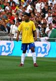 Brasil vs Algeria Royalty Free Stock Image