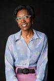 Brasileiro africano sênior da mulher     fotos de stock