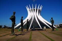 brasilia Foto de archivo libre de regalías