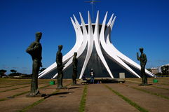brasilia Foto de Stock Royalty Free