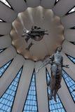 Brasilia Cathedral Brazil Stock Photography