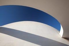 Brasilia complexe culturel Photographie stock