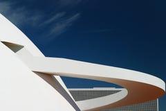 Brasilia, DF / Brazil - April 23, 2006: Brazilian Cultural Complex of the Republic stock images