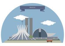 Brasilia, el Brasil
