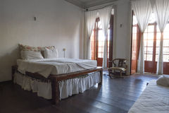 Brasilian bedroom Royalty Free Stock Photos