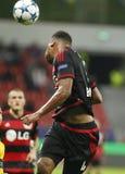 Brasilianer Wendell Bayer Leverkusen Zdjęcie Royalty Free