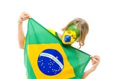 Brasilianisch lizenzfreies stockbild