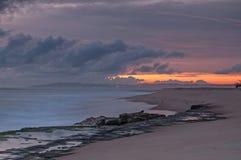Brasilianische Küstenlinie Lizenzfreie Stockbilder