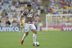 Brasilianische Meisterschaft 2017 Stockbild