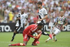 Brasilianische Meisterschaft 2017 Lizenzfreie Stockfotografie