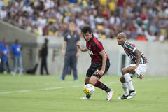 Brasilianische Meisterschaft 2016 Lizenzfreie Stockbilder