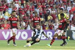 Brasilianische Meisterschaft 2016 Stockfotos