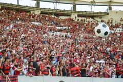 Brasilianische Meisterschaft 2017 Lizenzfreies Stockfoto