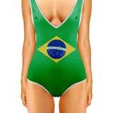 Brasilianischer Körper Stockbilder
