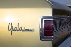 Brasiliano Chevrolet Opala de luxo Fotografia Stock
