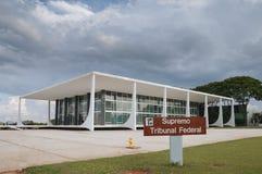 Brasilianska överrätter av rättvisa Arkivfoton