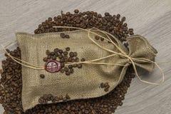 brasilianskt kaffe Arkivfoton