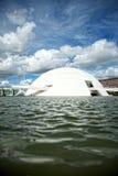 Brasilias Nationalmuseum der Republik lizenzfreie stockfotografie