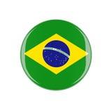 Brasilien 3d knapp Arkivbild