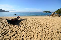 Brasilien-Insel stockfotos