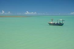 Brasilien strand Royaltyfria Bilder