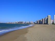Brasilien-Strand Lizenzfreies Stockbild