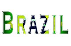 brasilien vektor abbildung