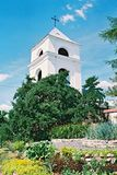 Braslav, BIELORRUSIA - 25 de julio de 2008: La iglesia de St Anne en el pueblo Mosar Imagenes de archivo
