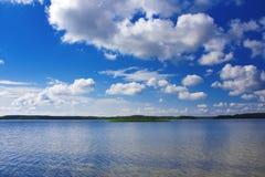 Braslav Lakes Stock Photos