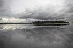 braslav湖s 免版税库存照片