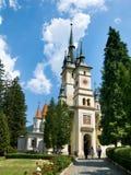 brasov教会尼古拉斯st 免版税库存图片
